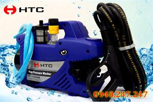 máy xịt rửa xe gia đình-máy xịt rửa HTC