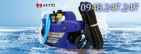 máy xịt rửa xe gia đình áp lực cao HTC